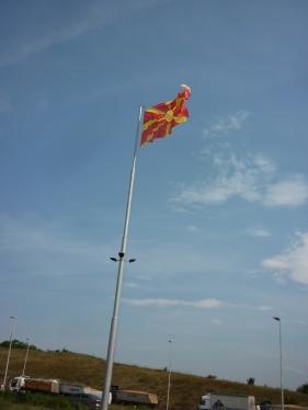 FYROM border crossing